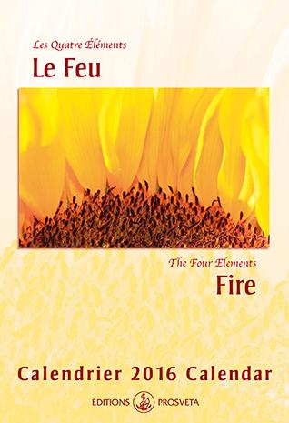 Calendar 2016: 'The Four Elements - Fire'