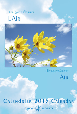 Calendar 2015: 'The Four Elements - Air'